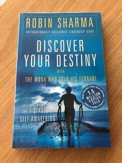 Discover your destiny - Robin Sharma