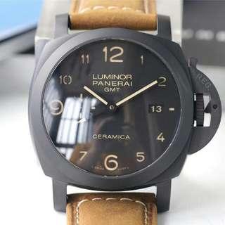 沛納海LUMINOR 1950現代款系列PAM00441自動機械男錶
