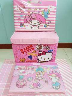 Cartoon Storage Box