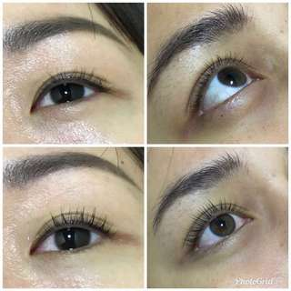 Eyelashes Lash Lifting / Perming