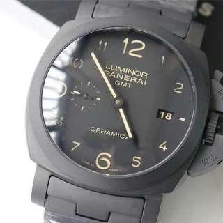 沛納海LUMINOR 1950系列 PAM00438 陶瓷44mm 自動機械男錶