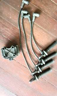 Distributor & plug cabel for campro s4ph engine