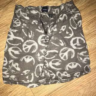 Baby Gap Shorts Grey