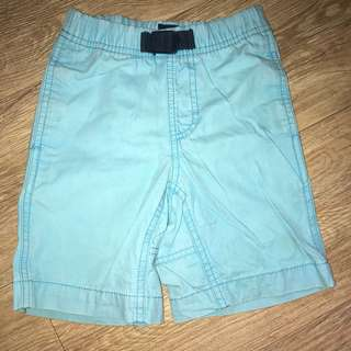 Baby Gap Teal Shorts