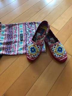 🈹️D&G 草鞋 espadrilles