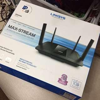 出售物品: [香港行貨] AC2600 MU-MIMO 雙頻無線 Smart WiFi路由器 EA8500 ROUTER