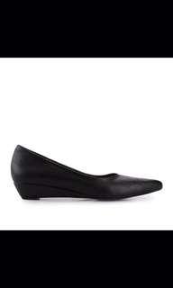 Prima Classe Kenzo Plain Wedges 1460 - Black