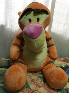 Disney Tiger Stuffed Toy (21 inches sitting height!)