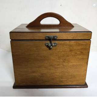 木製收納盒