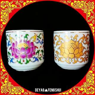 🚚 ▲BN Religious Offering Holy Water Tea Cup▲