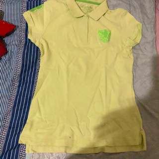 giordano polo green tshirt natural slim