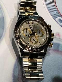 Rolex-116523-Z頭-內圈有字-皇冠玻璃🎊錶一隻🎊