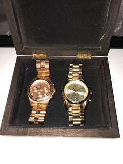 Michael Kors and Marc Jacobs Ladies Watches