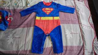Superman Sleepsuit