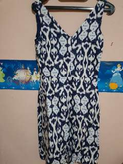 Dress linen GAP