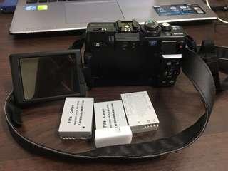 Canon g1x 大感光元件
