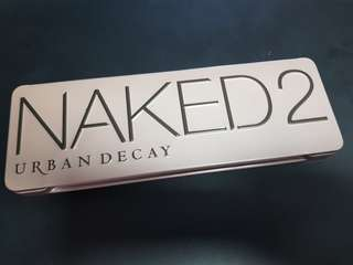 🚚 Urban Decay Naked 2 Palette