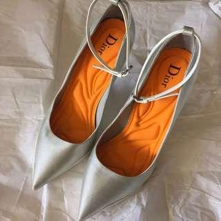 照價八折 二手正貨 Christian Dior 高跟鞋