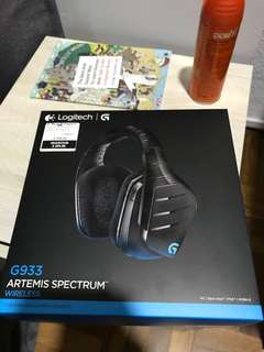 Logitech G933 Wireless Gaming Headset