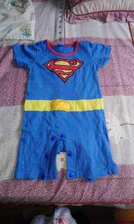 Superman jumpsuit