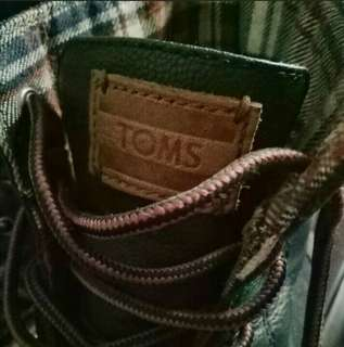 Toms | Leather Boots