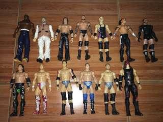 WWE Figures (Mattel)