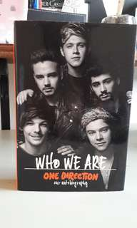 One Direction: Who We Are Autobiography