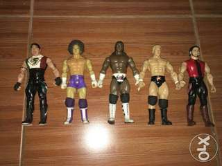 WWE Figures (Jakks Pacific)