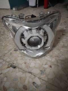 Y15ZR lampu hid led projektor