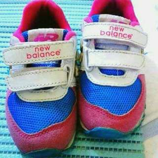 New Balance rubbershoes 1-2T