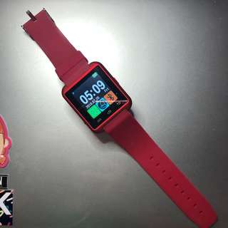 Smartwatch (red)