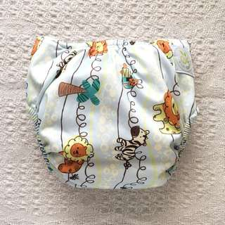 Baby Leaf Babies' One-Size Pocket Cloth Diaper