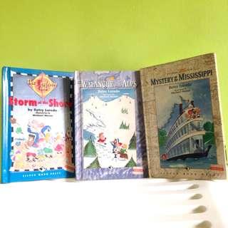 The Explorers Club bookset