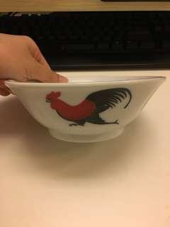 🐔懷舊公雞碗🐓