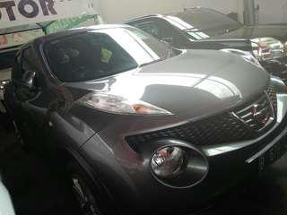 Nissan Juke 1.5 4X2 RX AT tahun 2012 Dp 11 juta