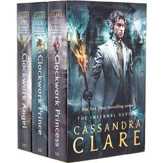 🚚 The Infernal Devices Box Set
