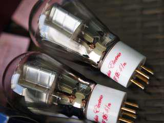 Sophia Electric PX4 tubes Matched Pair, <20 hours S$350 only (bought @ S$850)