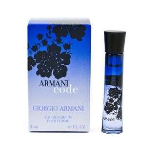 Armani Code Mini