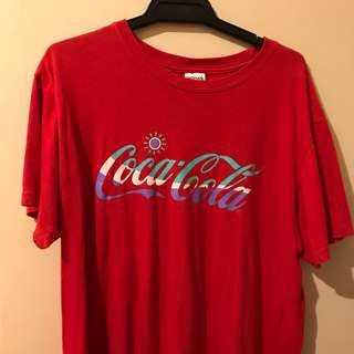 Coka cola t shirt