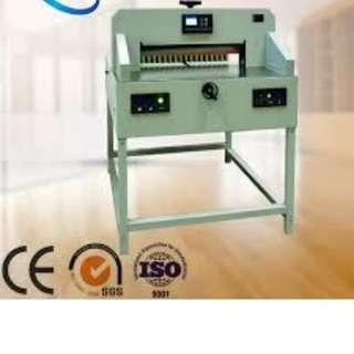 Paper cutter A0