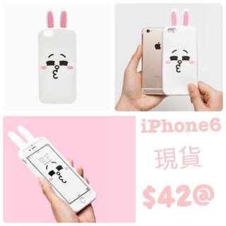 兔兔iphone 6/6s軟殼