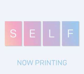 BTS LOVE YOURSELF: ANSWER FULL SET (S, E, L, F)