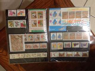 🚚 中華民國郵票85年發行