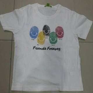 6-7yr Bossini Tshirt