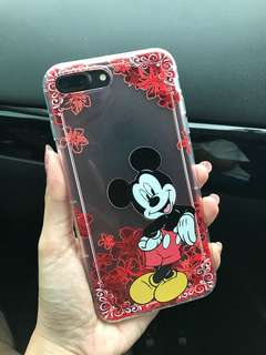 Mickey Case for Iphone 7 Plus / Iphone 8 Plus