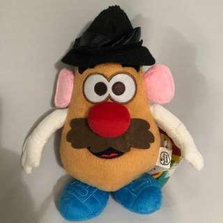 Toy story 薯蛋頭先生 公仔掛飾