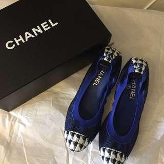 照價八折 二手真品 Chanel Shoes