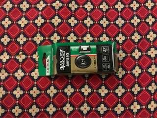 Fujifilm Disposable Film Camera from Japan