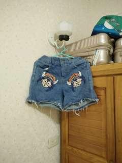 🚚 可愛阿拉蕾短褲