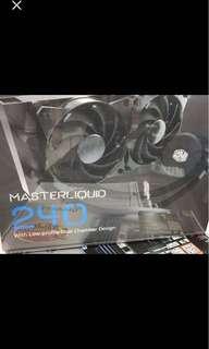 Master Liquid 240 Cooler Master AIO Cooler
